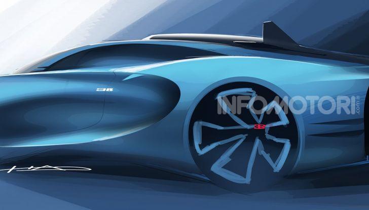 Bugatti Type 100, l'hypercar più estrema della Divo - Foto 2 di 11