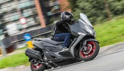 Nuovo Suzuki Burgman 400 ABS: Big in Japan!
