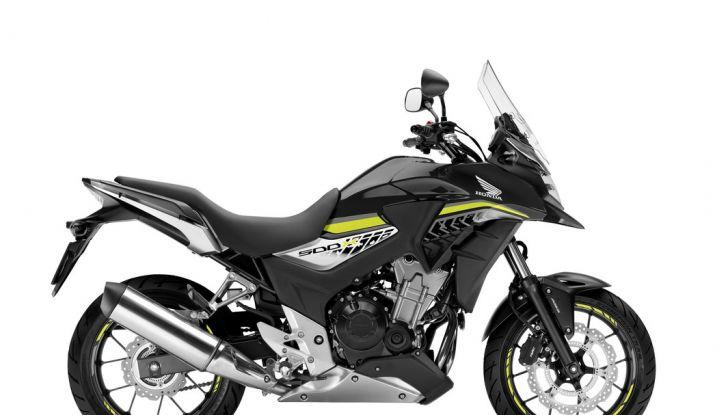 Test Honda CB 500X: divertimento e facilità immediata! - Foto 32 di 41