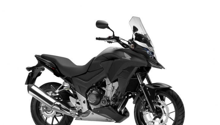 Test Honda CB 500X: divertimento e facilità immediata! - Foto 33 di 41