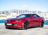 Test Drive Chevrolet Camaro Cabrio, la 2.0 turbo per andare ovunque