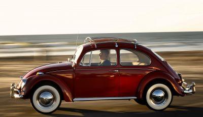 Addio Maggiolino: prodotto l'ultimo esemplare dell'icona VW