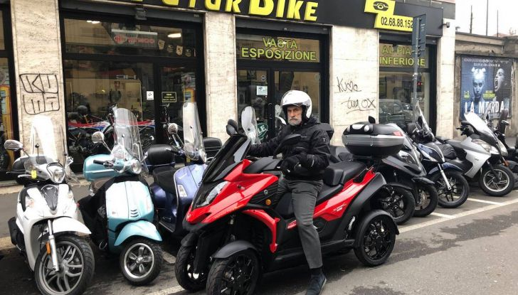 Concessionaria moto FuturBike a Milano: non solo passione! - Foto 8 di 21