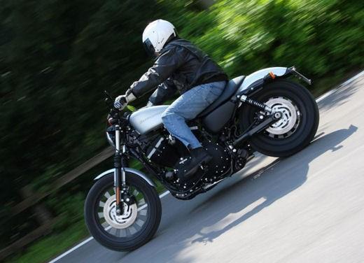 Harley-Davidson 883 Iron – Test Ride