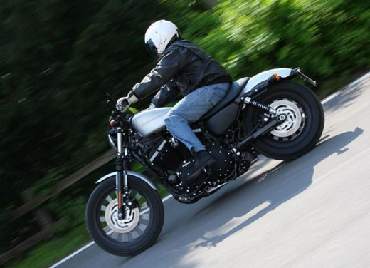 Harley-Davidson 883 Iron – Test Ride