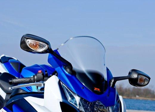 Suzuki GSX-R1000: tutti gli accessori per personalizzarla - Foto 6 di 7