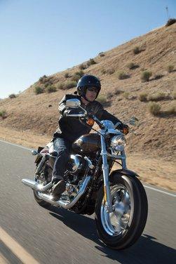 Harley-Davidson festeggia i suoi 110 anni alla European Bike Week 2012 - Foto 12 di 36