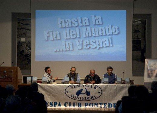 Hasta la fin del mundo… in Vespa, il viaggio di Lorenzo Franchini - Foto 32 di 65