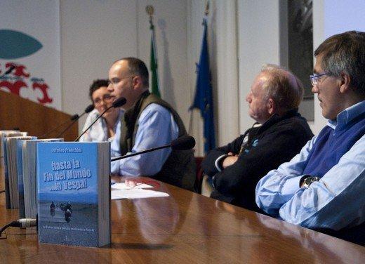 Hasta la fin del mundo… in Vespa, il viaggio di Lorenzo Franchini - Foto 62 di 65