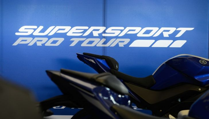 A Misano con Yamaha Supersport Pro Tour 2016: Adrenalina a mille! - Foto 14 di 60