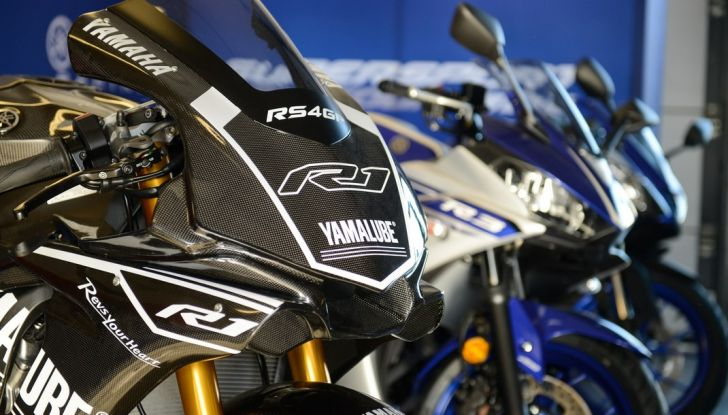 A Misano con Yamaha Supersport Pro Tour 2016: Adrenalina a mille! - Foto 16 di 60