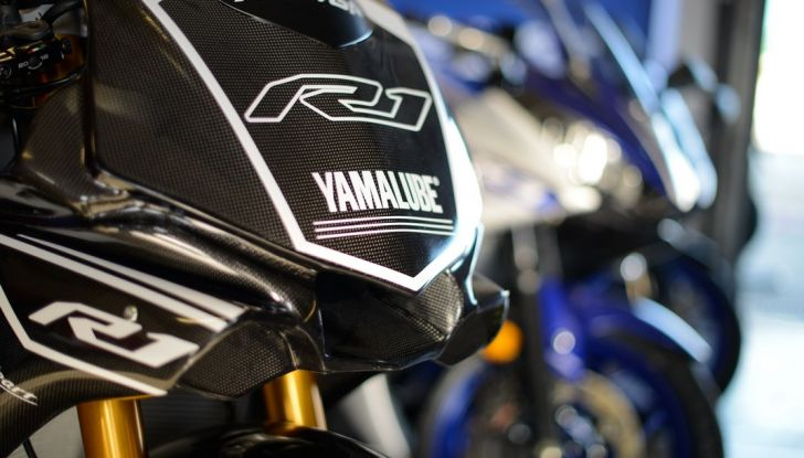 A Misano con Yamaha Supersport Pro Tour 2016: Adrenalina a mille! - Foto 22 di 60