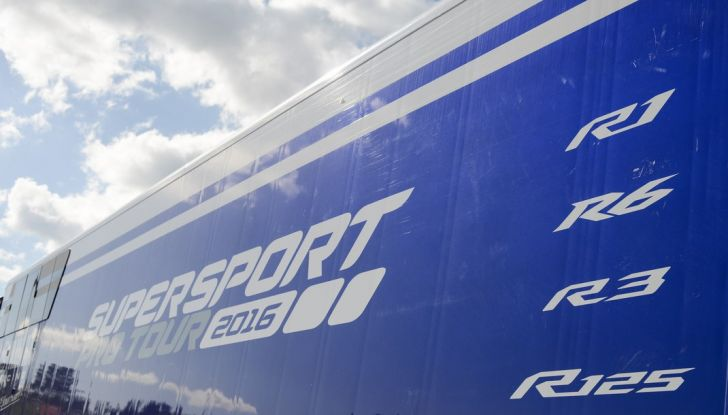 A Misano con Yamaha Supersport Pro Tour 2016: Adrenalina a mille! - Foto 38 di 60