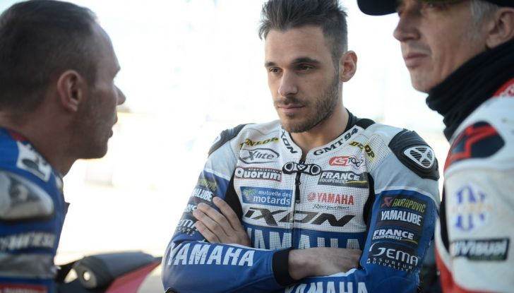 A Misano con Yamaha Supersport Pro Tour 2016: Adrenalina a mille! - Foto 39 di 60