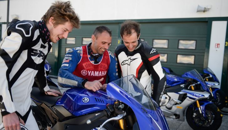 A Misano con Yamaha Supersport Pro Tour 2016: Adrenalina a mille! - Foto 52 di 60