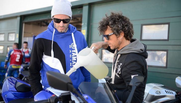 A Misano con Yamaha Supersport Pro Tour 2016: Adrenalina a mille! - Foto 54 di 60