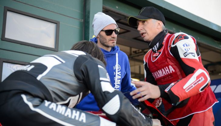 A Misano con Yamaha Supersport Pro Tour 2016: Adrenalina a mille! - Foto 7 di 60