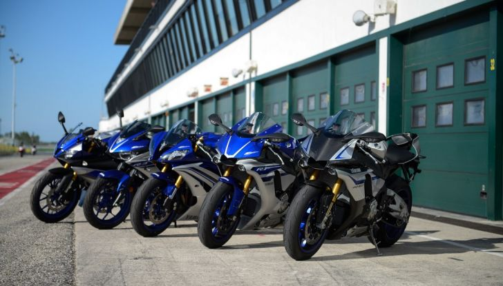 A Misano con Yamaha Supersport Pro Tour 2016: Adrenalina a mille! - Foto 48 di 60