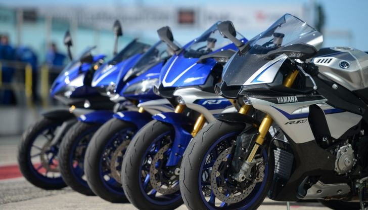 A Misano con Yamaha Supersport Pro Tour 2016: Adrenalina a mille! - Foto 25 di 60
