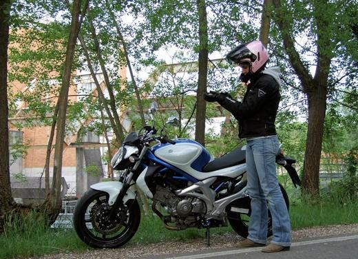 Yamaha XJ6 vs Suzuki Gladius - Foto 2 di 18