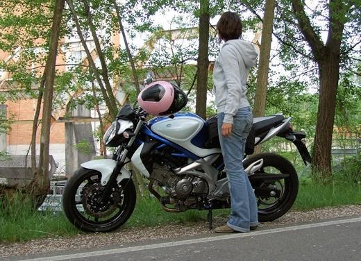 Yamaha XJ6 vs Suzuki Gladius - Foto 3 di 18