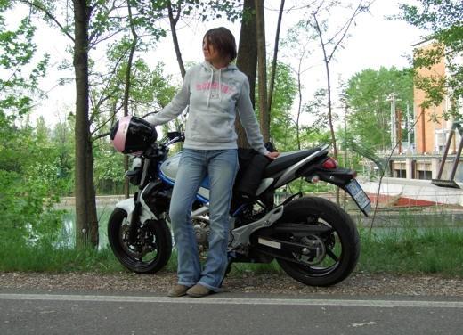 Yamaha XJ6 vs Suzuki Gladius - Foto 4 di 18