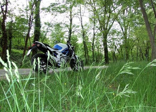 Yamaha XJ6 vs Suzuki Gladius - Foto 6 di 18