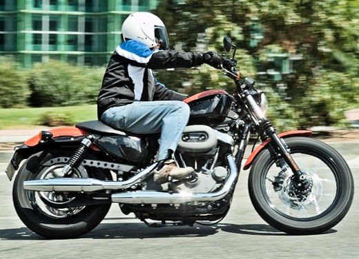 Harley-Davidson 1200 Nightster – Long Test Ride