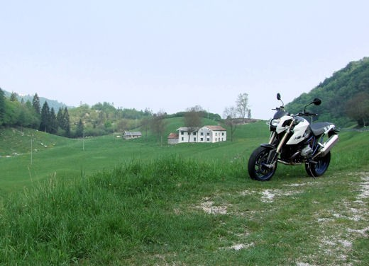 BMW HP2 Megamoto – Long Test Ride - Foto 8 di 56