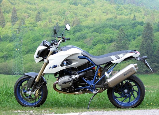 BMW HP2 Megamoto – Long Test Ride - Foto 9 di 56