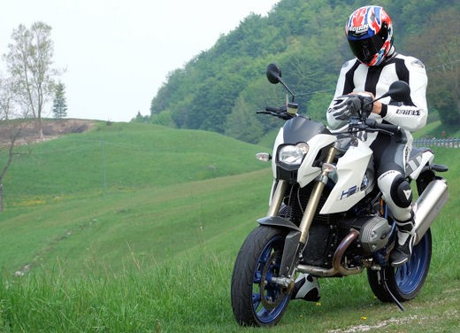 BMW HP2 Megamoto – Long Test Ride - Foto 10 di 56