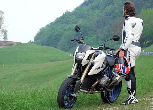 BMW HP2 Megamoto – Long Test Ride - Foto 11 di 56
