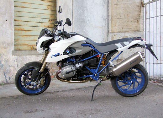 BMW HP2 Megamoto – Long Test Ride - Foto 13 di 56