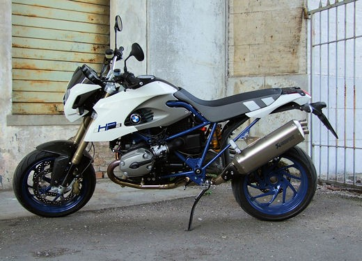 BMW HP2 Megamoto – Long Test Ride - Foto 15 di 56