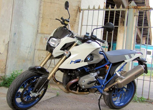 BMW HP2 Megamoto – Long Test Ride - Foto 16 di 56