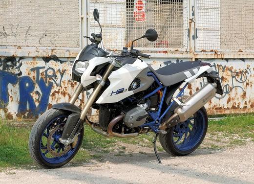 BMW HP2 Megamoto – Long Test Ride