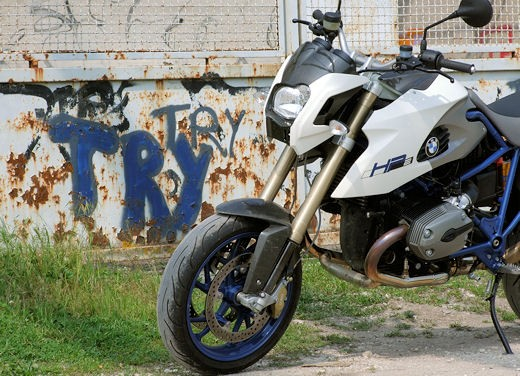 BMW HP2 Megamoto – Long Test Ride - Foto 20 di 56