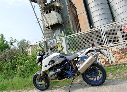 BMW HP2 Megamoto – Long Test Ride - Foto 22 di 56
