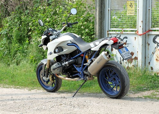 BMW HP2 Megamoto – Long Test Ride - Foto 25 di 56