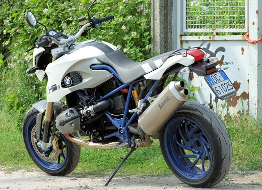 BMW HP2 Megamoto – Long Test Ride - Foto 28 di 56