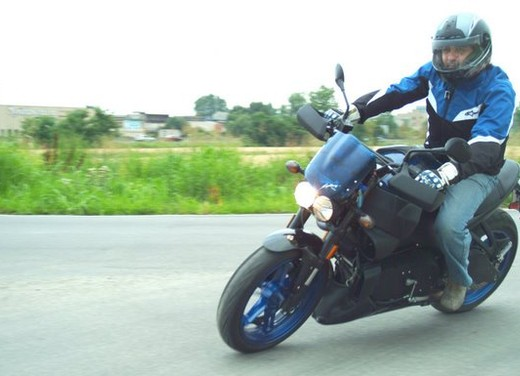Buell CityX XB9SX – Long test ride