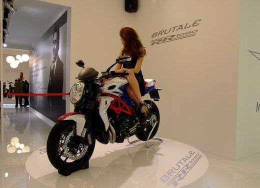 Salone Eicma 2011 ciclo moto e scooter di successo con mezzo milione di appassionati - Foto 4 di 23