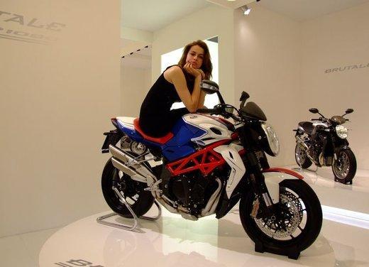 Salone Eicma 2011 ciclo moto e scooter di successo con mezzo milione di appassionati - Foto 6 di 23