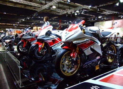 Yamaha YZF R1 WGP 50° Anniversario - Foto 2 di 18