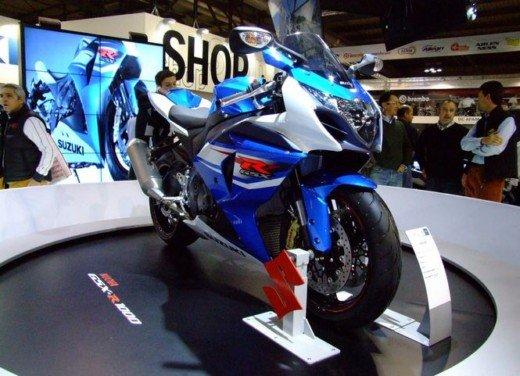 Suzuki a Eicma 2011 - Foto 2 di 36
