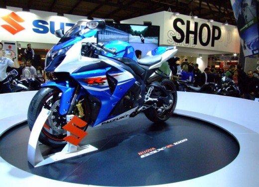 Suzuki a Eicma 2011 - Foto 5 di 36