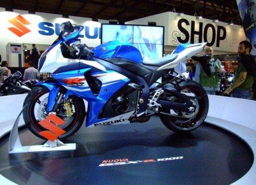 Suzuki a Eicma 2011 - Foto 6 di 36