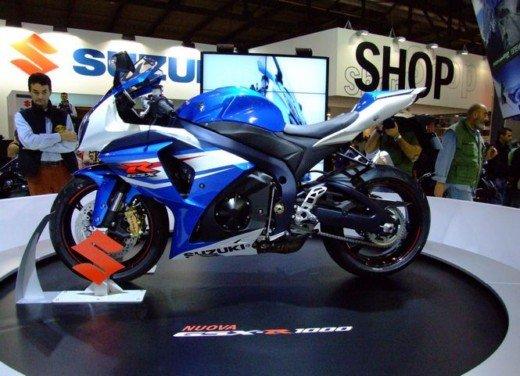 Suzuki a Eicma 2011 - Foto 7 di 36