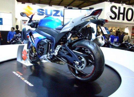 Suzuki a Eicma 2011 - Foto 8 di 36