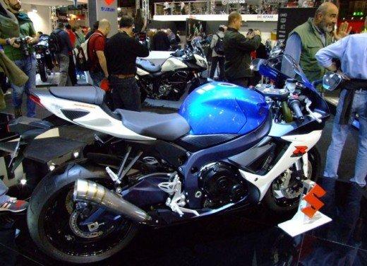 Suzuki a Eicma 2011 - Foto 10 di 36